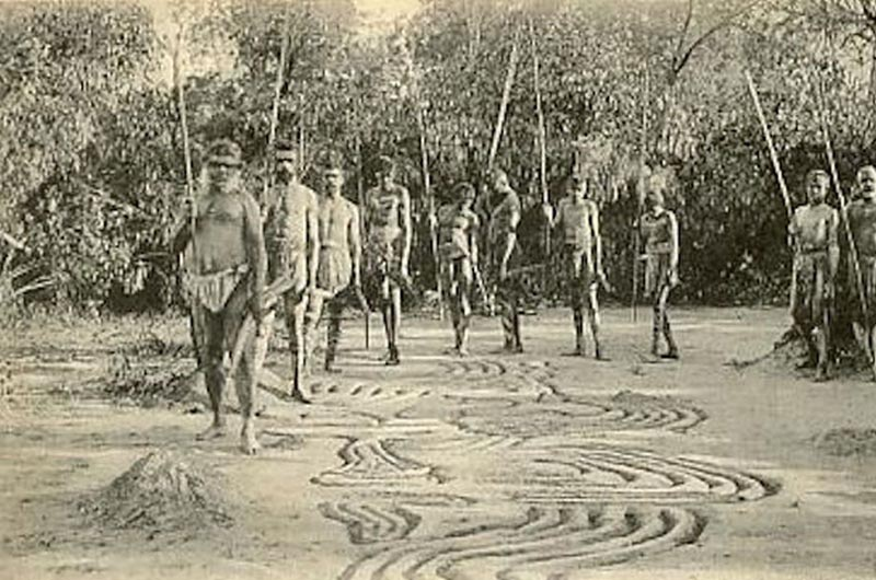 Tribal Men